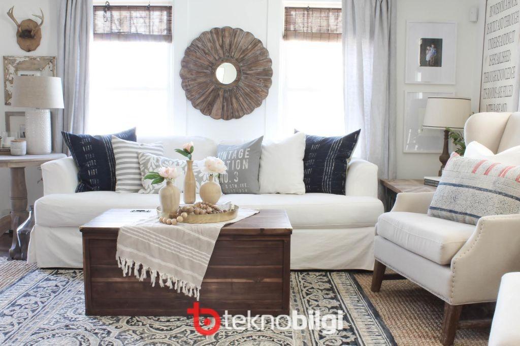 Rustik oda dekorasyonu, İçinizi Isıtacak 10 Rustik Oda Dekorasyonu