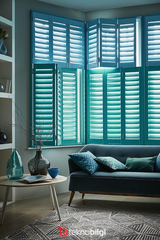 Yeşil Oturma Odası Dekorasyonu, Yeşil Oturma Odası Dekorasyonu