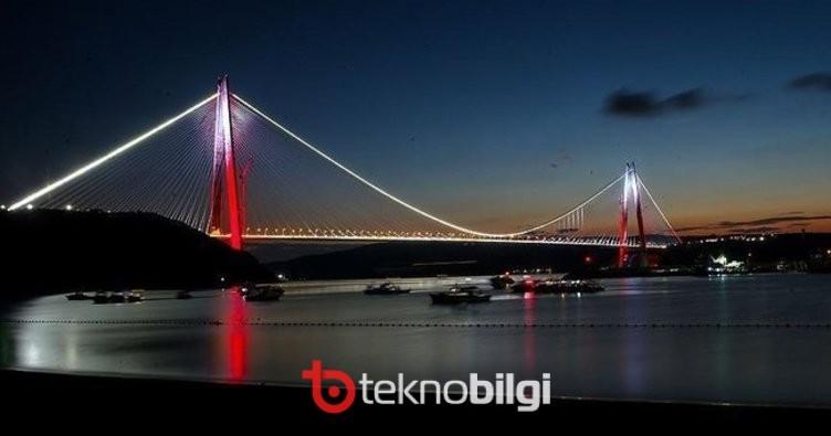 Yavuz Sultan Selim Köprüsü Geçiş Ücretleri, Yavuz Sultan Selim Köprüsü Geçiş Ücretleri