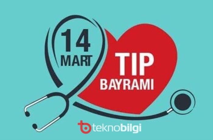 , 14 Mart Tıp Bayramı Mesajları