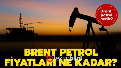 Photo of Brent Petrol Nedir