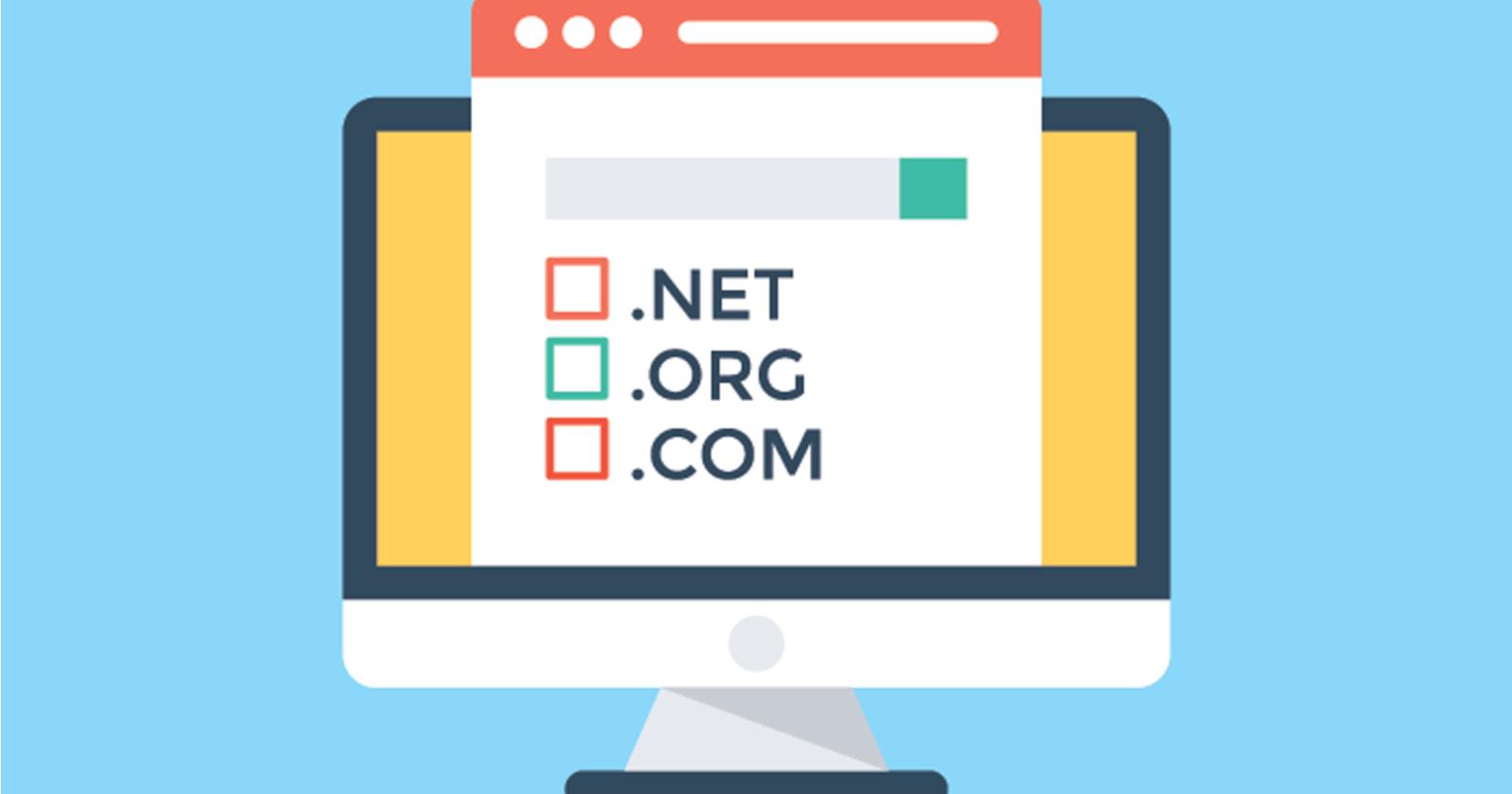 Domain Nedir? Dünyanın En Çok Tercih Edilen Domain Uzantıları