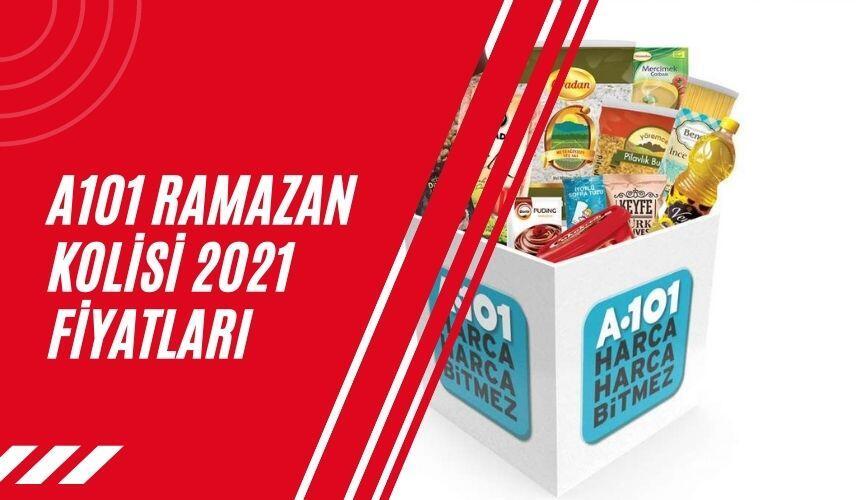 A101 Ramazan Kolisi 2021 Fiyatları, A101 Ramazan Kolisi 2021 Fiyatları