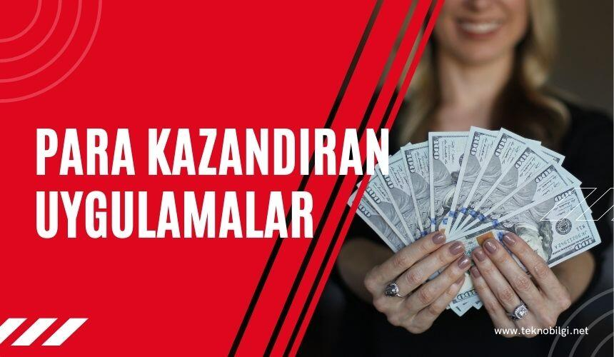 Para Kazandıran Uygulamalar, Para Kazandıran Uygulamalar 2021