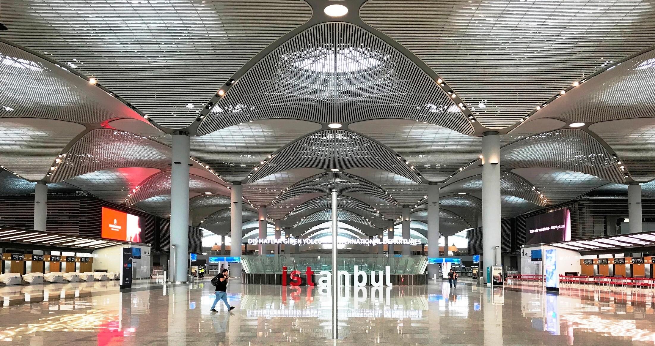 Yeni İstanbul Havalimanı'nda Yapılacak 5 Aktivite
